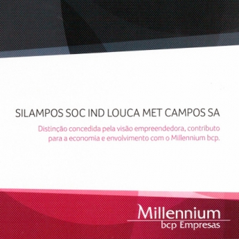 Silampos - Applaudissements des clients 2018