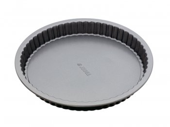 Loose base flan tin