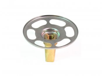 Opencontrol perforated wheel set