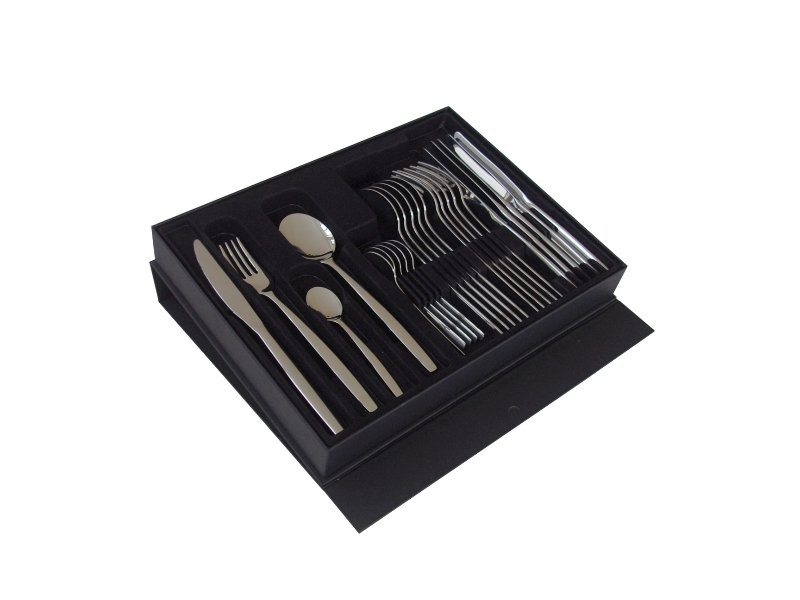 24 PCS CUTLERY SET W/BOX